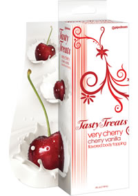 Tasty Treats Verry Cherry Topping
